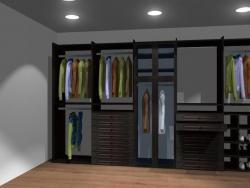 closet-design-chocoloate