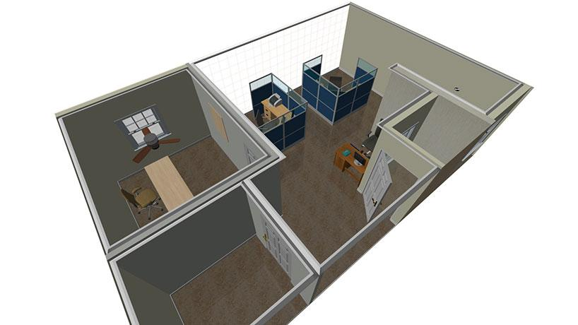 office design software. Simple Software Create Office Design With Pro100 Software Inside I