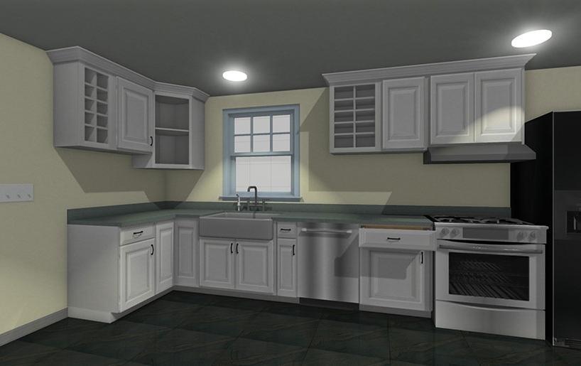 Cabinet software features - 20 20 kitchen cabinet design software ...