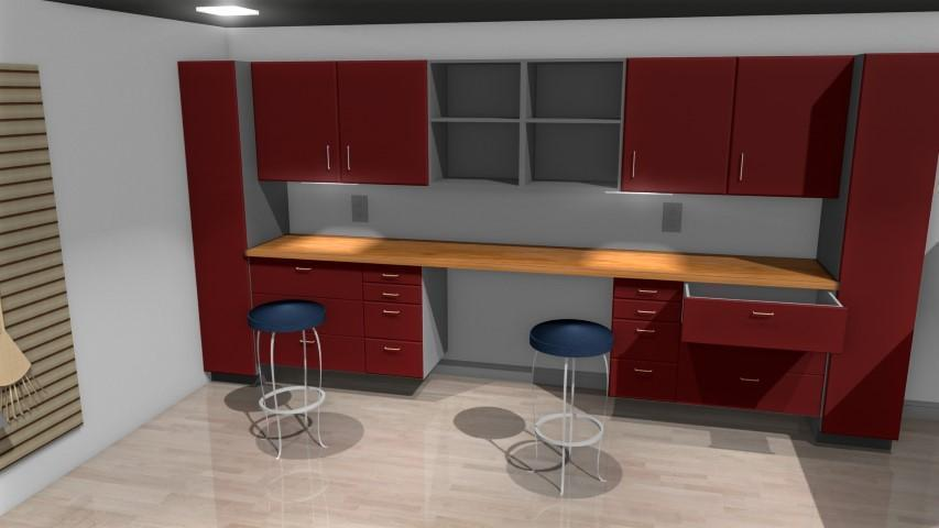 garage design software metal cabinets are striking in the garage design software