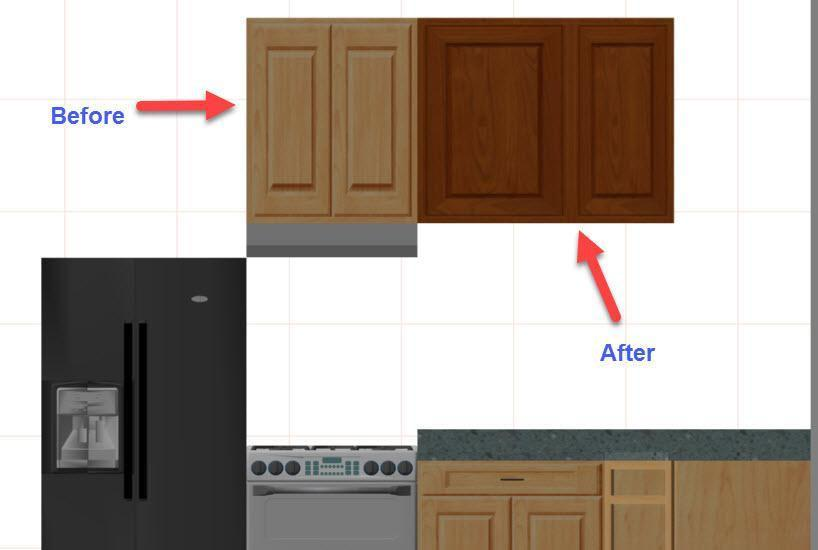 Cabinet Refacing Software