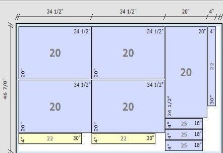 Cut List Gold Optimizer Getting Started Blog 3d Design Software
