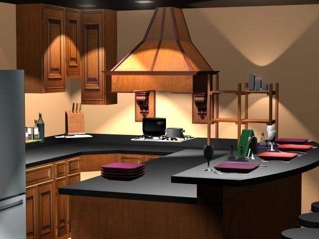 Genius Kitchen Design Ideas - Blog