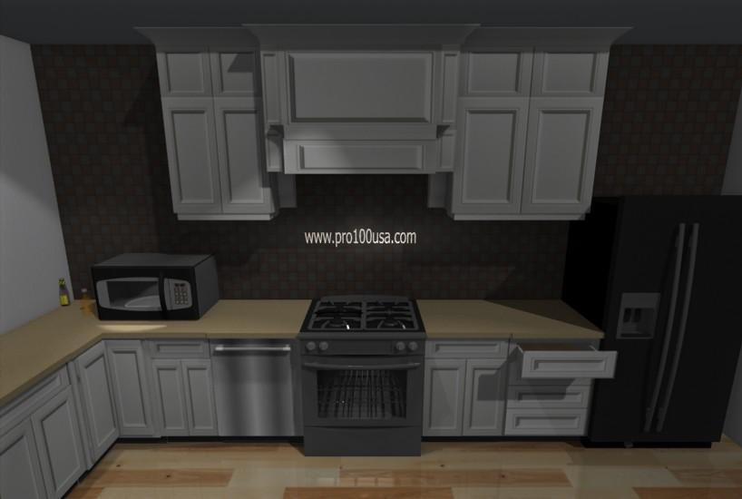 Kitchen design software Kitchen design rendering software