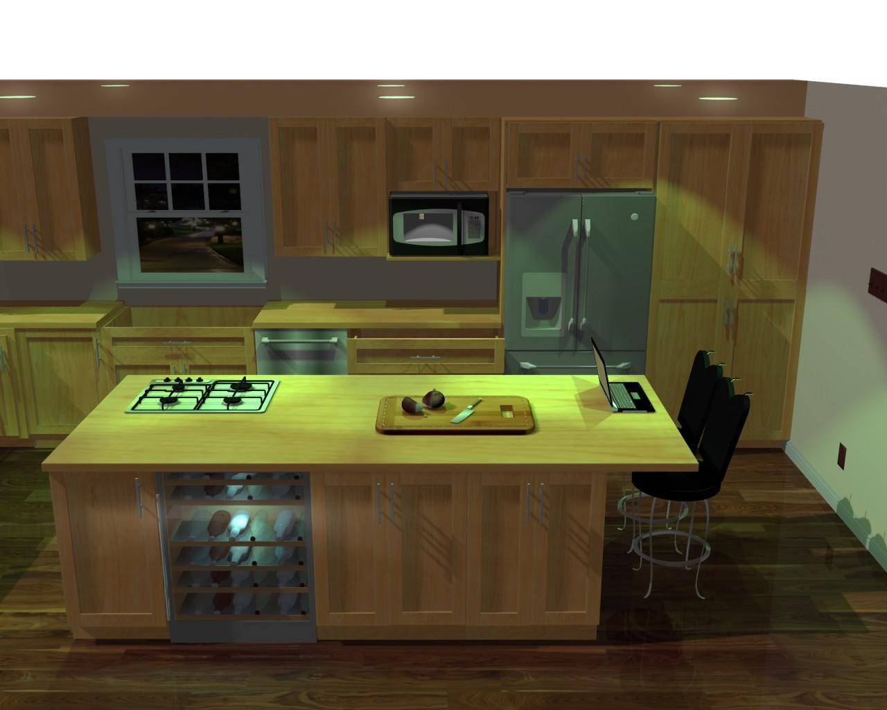 Http Www Pro100usa Com Industries Kitchen Design Software