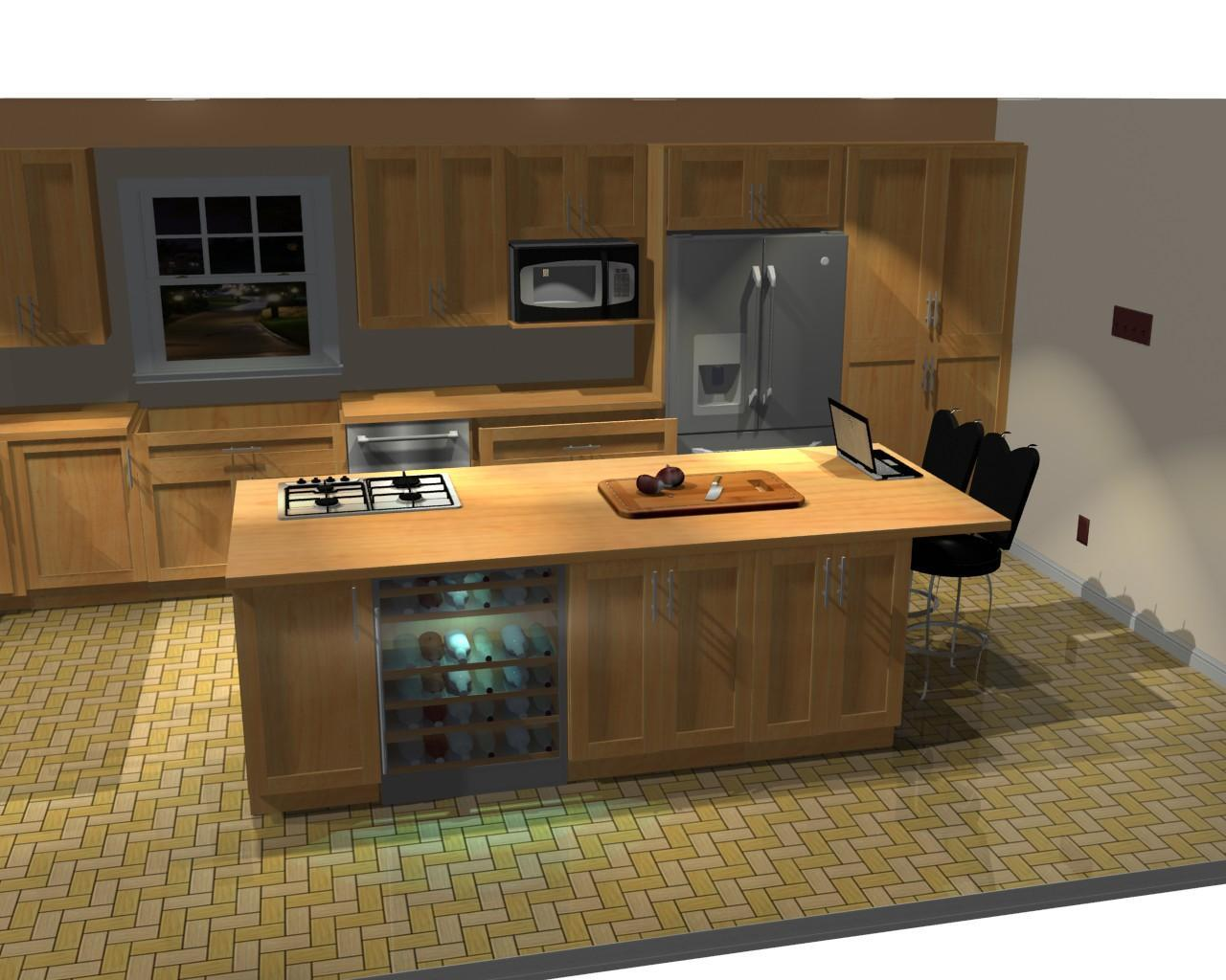Cabinet design software Kitcad kitchen design software
