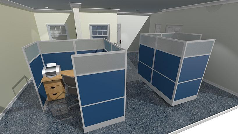 Office design software for Office planning software